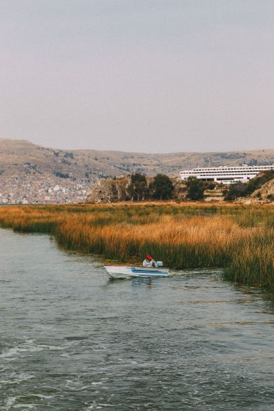 Exploring The Amazing Uros Floating Islands Of Lake Titicaca... In Peru (18)