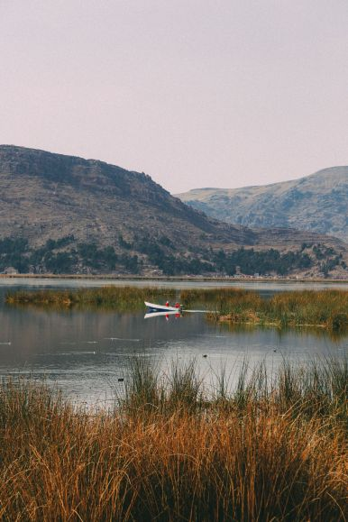 Exploring The Amazing Uros Floating Islands Of Lake Titicaca... In Peru (19)