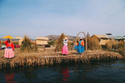 Exploring The Amazing Uros Floating Islands Of Lake Titicaca... In Peru (23)