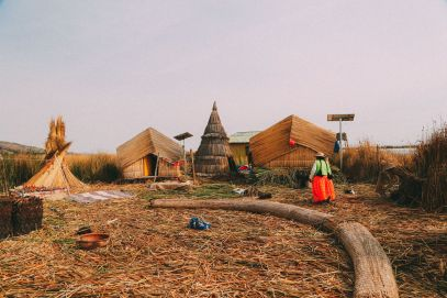 Exploring The Amazing Uros Floating Islands Of Lake Titicaca... In Peru (25)
