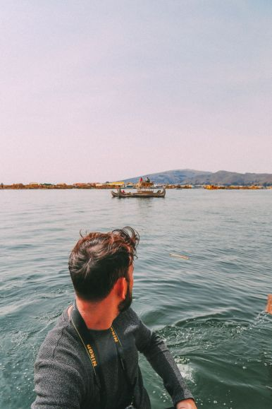 Exploring The Amazing Uros Floating Islands Of Lake Titicaca... In Peru (55)