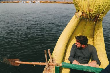 Exploring The Amazing Uros Floating Islands Of Lake Titicaca... In Peru (57)