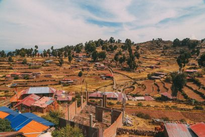 An Afternoon in Taquile Island, Peru (45)