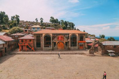 An Afternoon in Taquile Island, Peru (46)