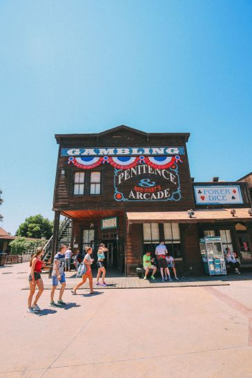 In Search Of Sunshine And Adventure... In PortAventura, Spain (33)