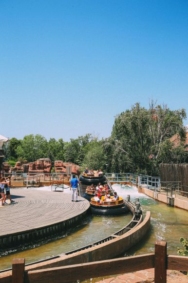 In Search Of Sunshine And Adventure... In PortAventura, Spain (36)