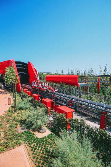 In Search Of Sunshine And Adventure... In PortAventura, Spain (60)