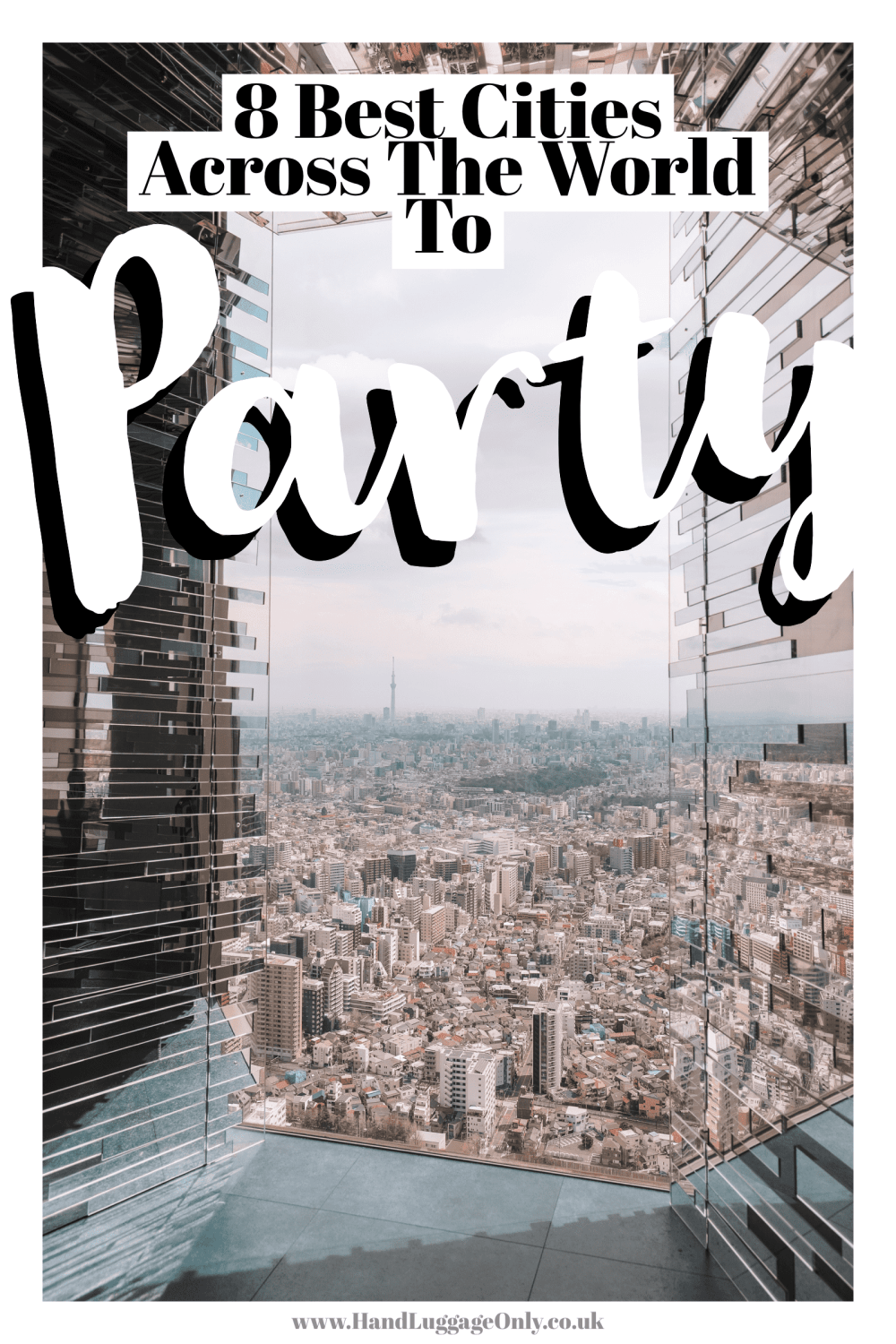 best cities to party