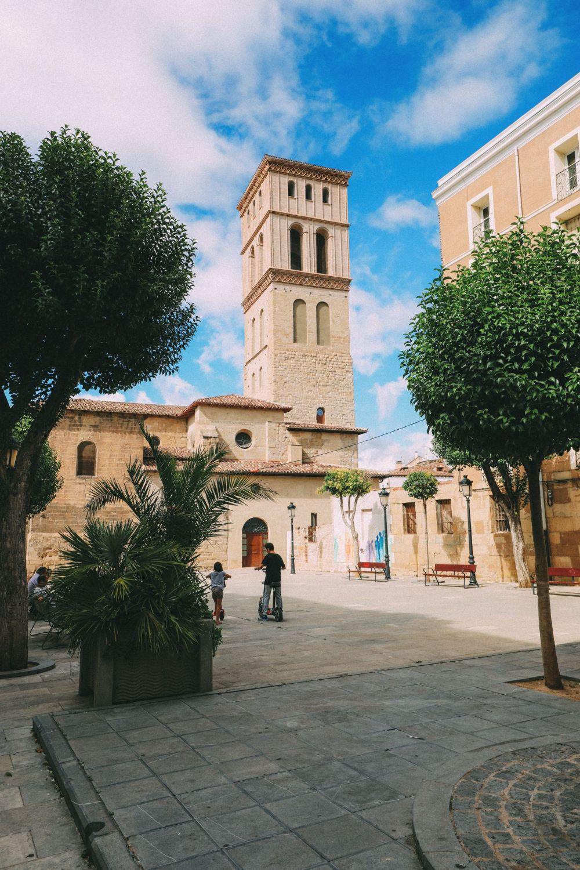An Evening In Logrono, La Rioja - Spain's Beautiful Wine Region! (17)