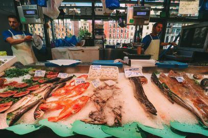 Art, Fish, A Gigantic Spider And Amazing Food In Bilbao, Spain (3)