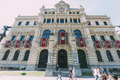 Art, Fish, A Gigantic Spider And Amazing Food In Bilbao, Spain (13)