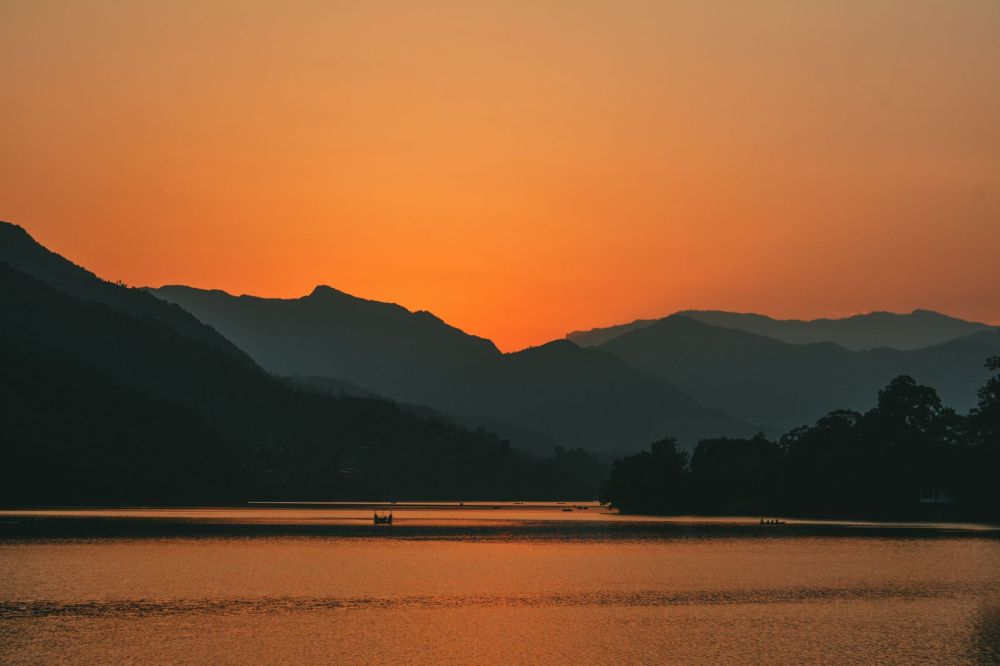 An Afternoon In Pokhara, Nepal (1)