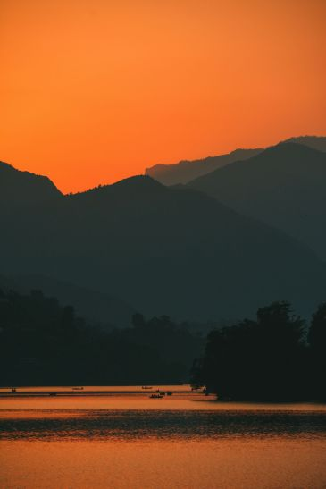 An Afternoon In Pokhara, Nepal (2)