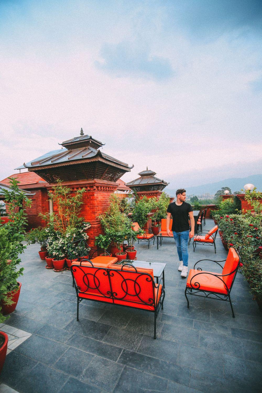 Arrival in Kathmandu, Nepal (8)