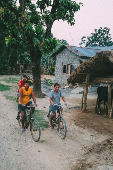The Search For The One-Horned Rhino... In Chitwan, Nepal (74)