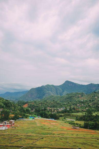 The Long Road From Pokhara To Kathmandu, Nepal (2)