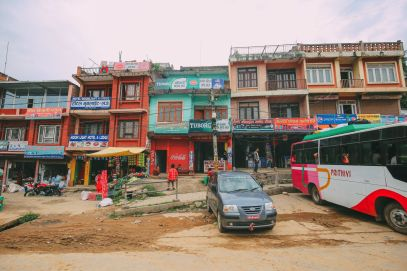 The Long Road From Pokhara To Kathmandu, Nepal (5)