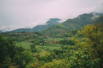 The Long Road From Pokhara To Kathmandu, Nepal (16)