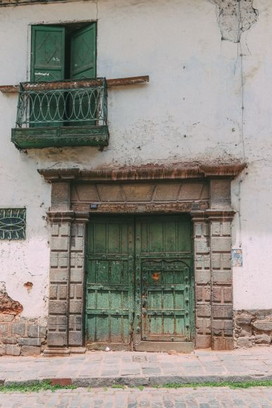 Here's A Look At The More-Real, Perhaps Less-Shiny Side Of Cusco, Peru... (1)