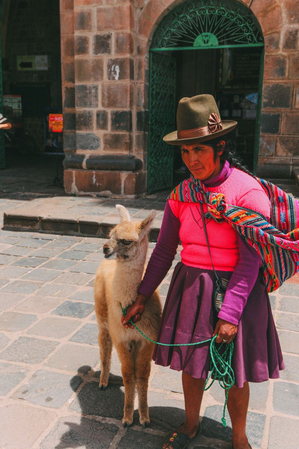 Here's A Look At The More-Real, Perhaps Less-Shiny Side Of Cusco, Peru... (8)
