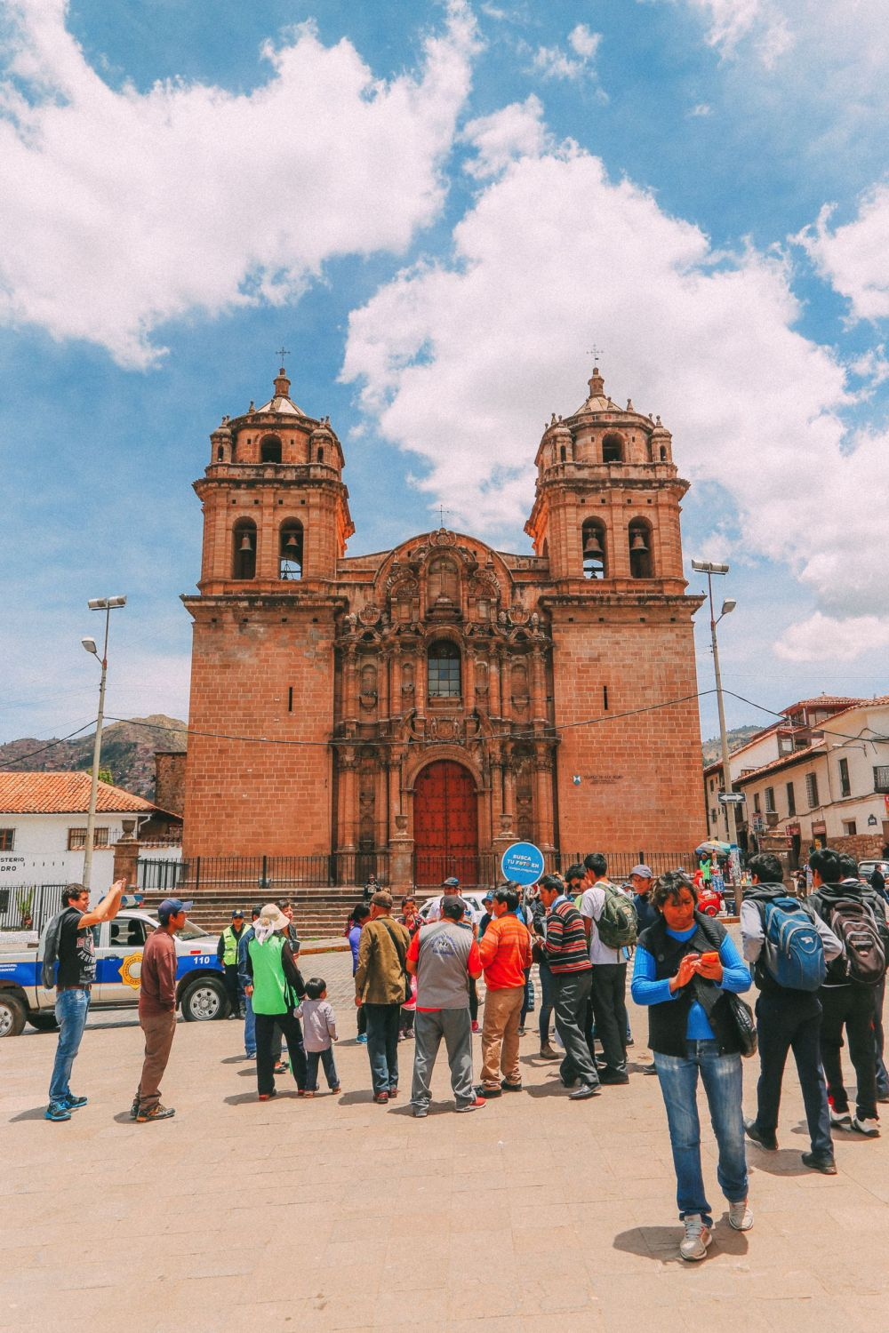 Here's A Look At The More-Real, Perhaps Less-Shiny Side Of Cusco, Peru... (36)