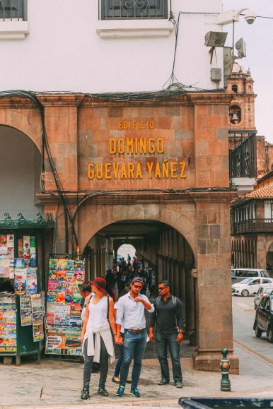 Here's A Look At The More-Real, Perhaps Less-Shiny Side Of Cusco, Peru... (40)