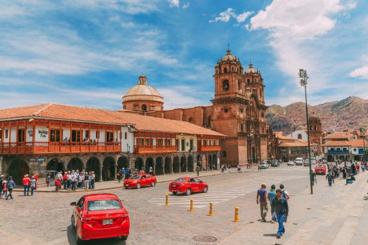 Here's A Look At The More-Real, Perhaps Less-Shiny Side Of Cusco, Peru... (45)