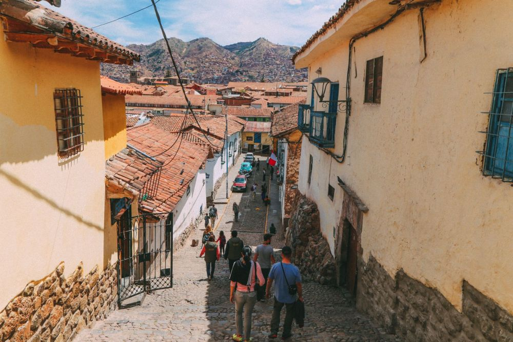 Here's A Look At The More-Real, Perhaps Less-Shiny Side Of Cusco, Peru... (49)