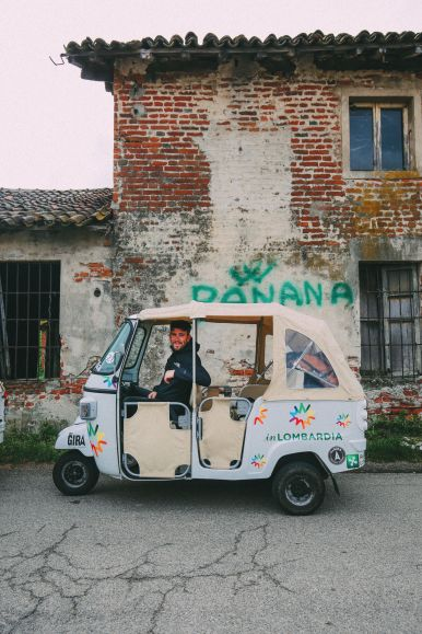Exploring The Italian Region Of Lombardy – On A Rickshaw! (42)