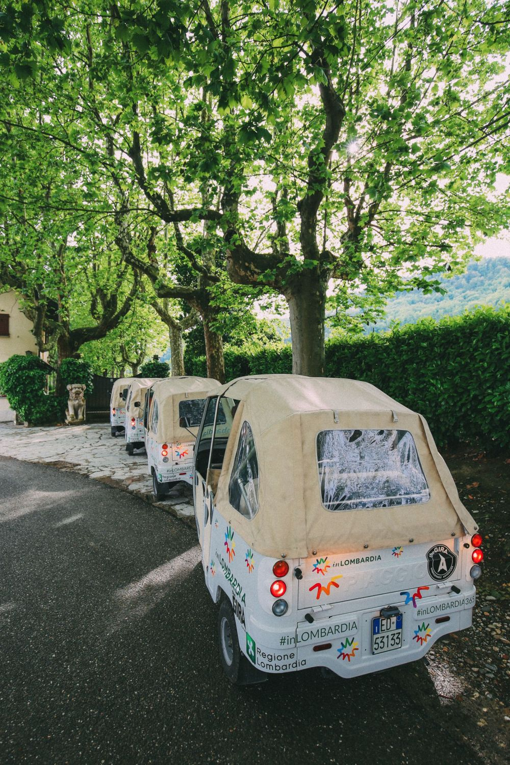 Exploring The Italian Region Of Lombardy – On A Rickshaw! (56)