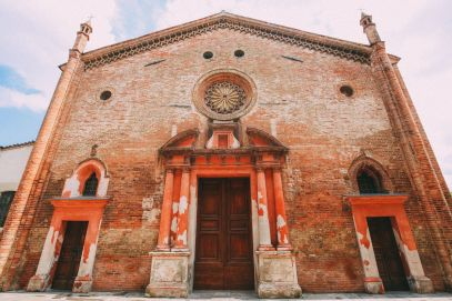 The Most Amazing Noble Villa And An Afternoon In Pizzighettone… In Lombardy, Italy (43)