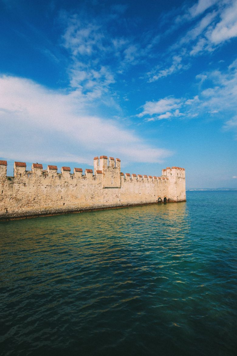 The Absolutely Beautiful Town Of Sirmione… In Lake Garda, Italy (8)