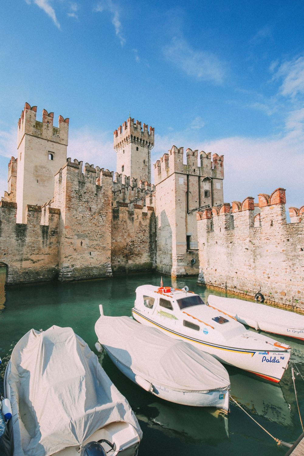 The Absolutely Beautiful Town Of Sirmione… In Lake Garda, Italy (10)