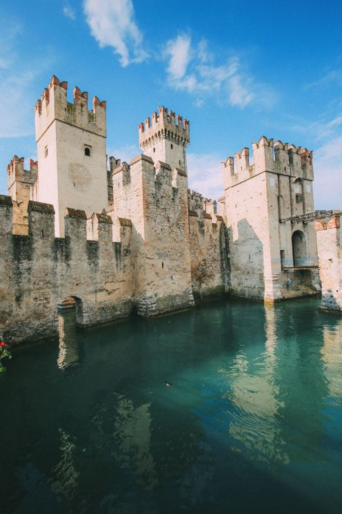 The Absolutely Beautiful Town Of Sirmione… In Lake Garda, Italy (11)
