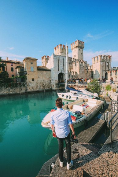The Absolutely Beautiful Town Of Sirmione… In Lake Garda, Italy (13)