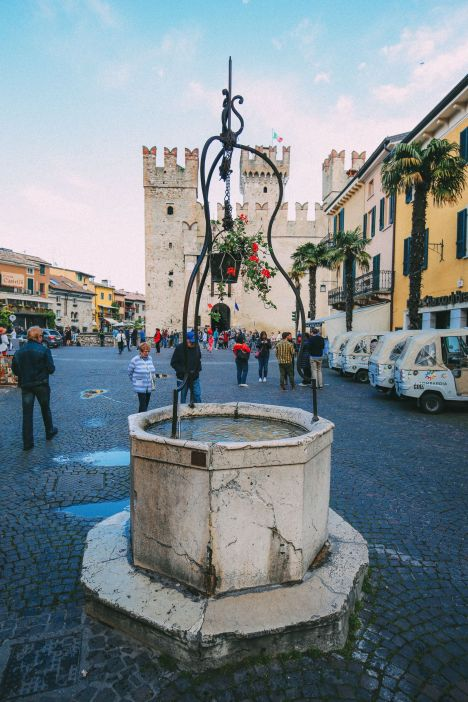 The Absolutely Beautiful Town Of Sirmione… In Lake Garda, Italy (16)