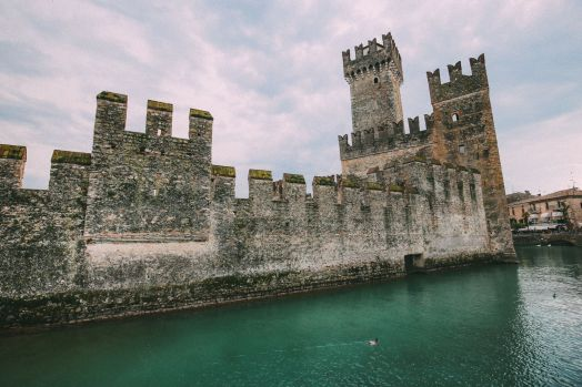 The Absolutely Beautiful Town Of Sirmione… In Lake Garda, Italy (23)