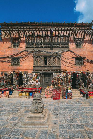 Exploring Swayambhunath Stupa - The Monkey Temple In Kathmandu, Nepal (7)