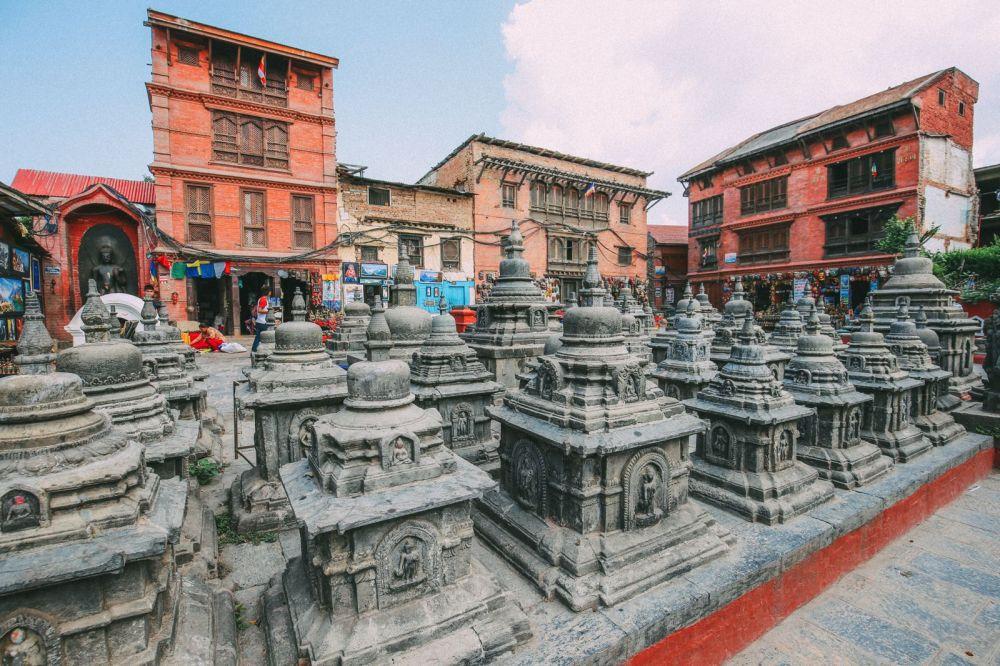 Exploring Swayambhunath Stupa - The Monkey Temple In Kathmandu, Nepal (10)