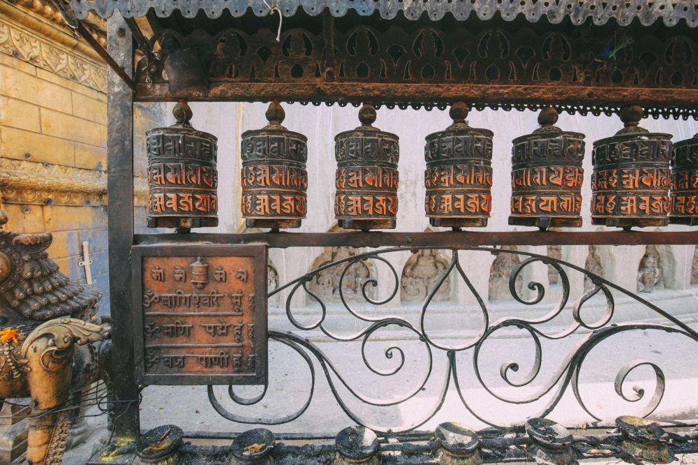 Exploring Swayambhunath Stupa - The Monkey Temple In Kathmandu, Nepal (17)