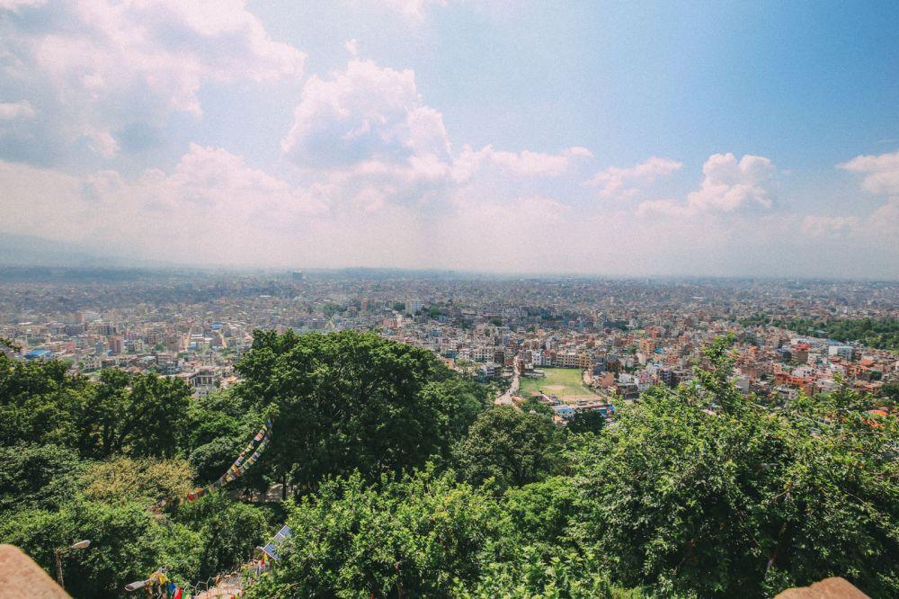 Exploring Swayambhunath Stupa - The Monkey Temple In Kathmandu, Nepal (25)
