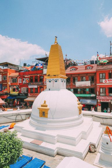 The UNESCO World Heritage Site Of Boudhanath Stupa In Kathmandu, Nepal (18)