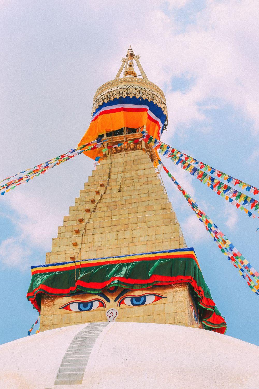 The UNESCO World Heritage Site Of Boudhanath Stupa In Kathmandu, Nepal (24)
