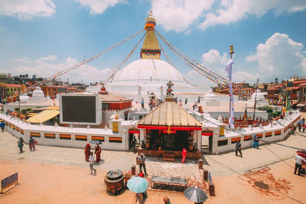 The UNESCO World Heritage Site Of Boudhanath Stupa In Kathmandu, Nepal (29)