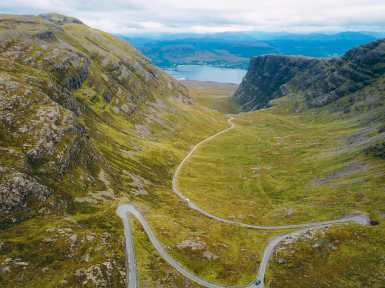 The Most Beautiful Road In Scotland That You've Never Heard Of! (6)