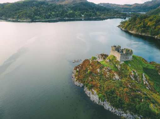 Slow Adventures In The Scottish Highlands...(And A Secret Castle You Have To See!) (2)