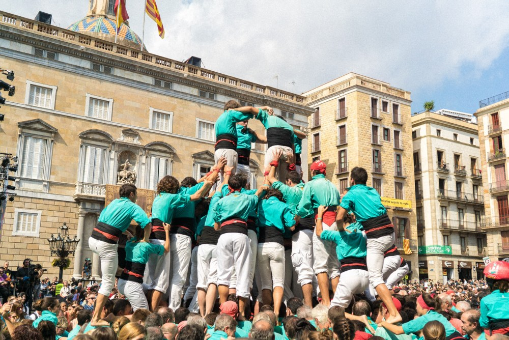 The Incredible La Mercè Festival In Barcelona - What To See, Do And Expect! (24)