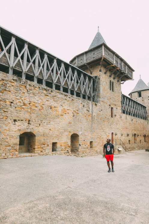 Photos And Postcards From Carcassonne In The South Of France... (12)