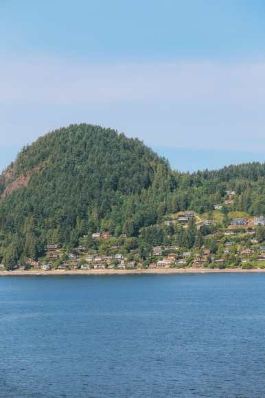 Driving The Sunshine Coast Of British Columbia Canada (3)