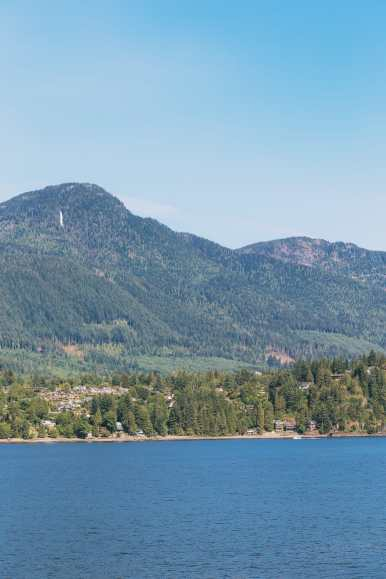 Driving The Sunshine Coast Of British Columbia Canada (4)